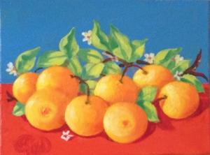 Fresh Oranges 29 June 14