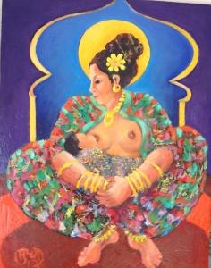 Madonna and Child dec 14